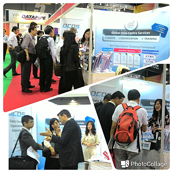EPI Data Centre World Hong Kong Booth