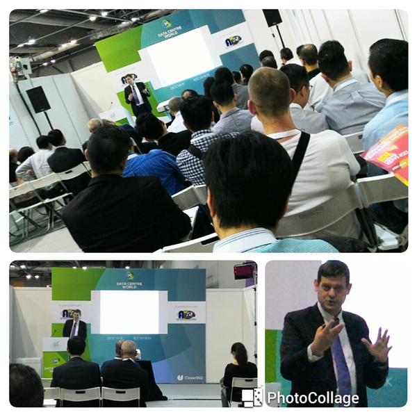 EPI Data Centre World Hong Kong Presentation